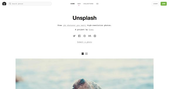 unsplash-screen
